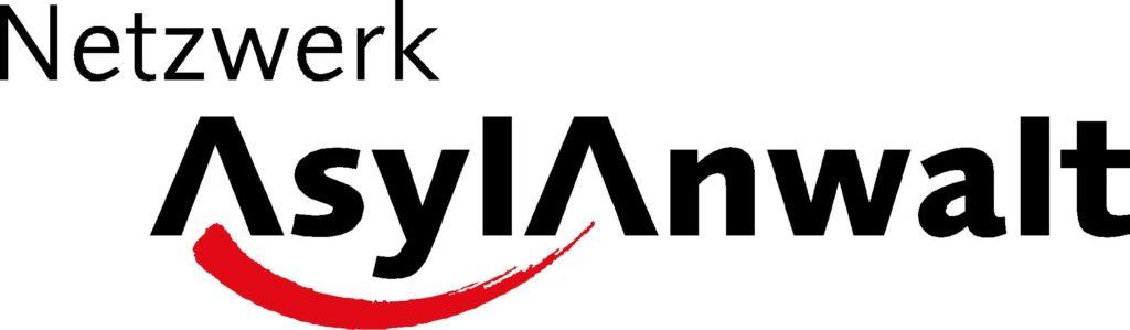 Logo des Netzwerks Asylanwalt